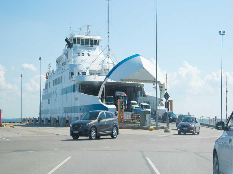Anreise zur Ostsee