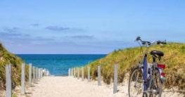 Ostsee-Urlaub mit dem Fahrrad