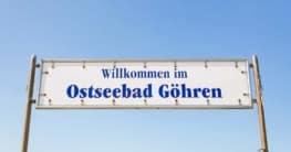 Ostseebad Göhren auf Rügen