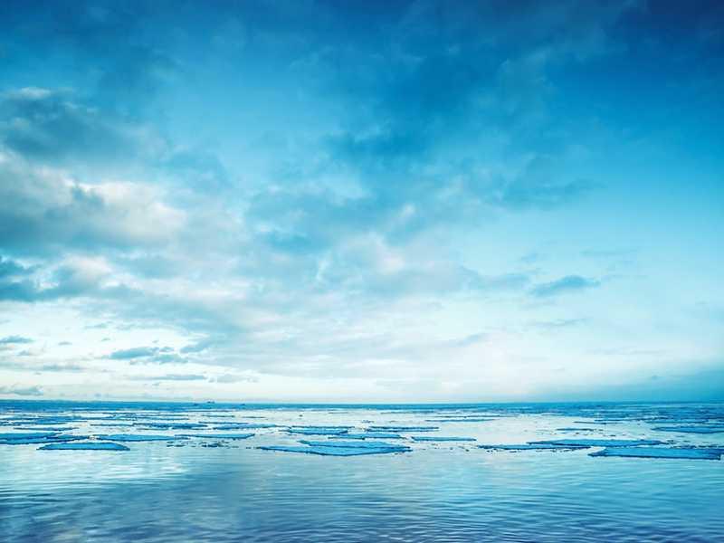 Klima an der Ostsee